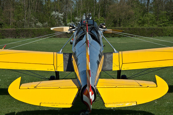 Old Warden : 11th April