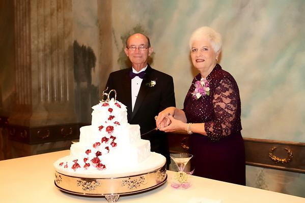 Pauline & Frank's 50th Anniversary