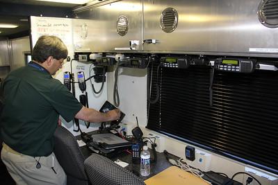 Mine Rescue Training Drill, No 9 Mine, Lansford (6-26-2012)
