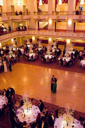 Petroushka Ball 2010 :: Ballroom