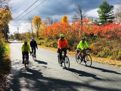 October 23 Wednesday Ride