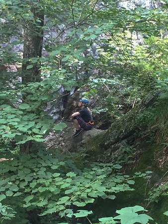 Rock Climbing | September
