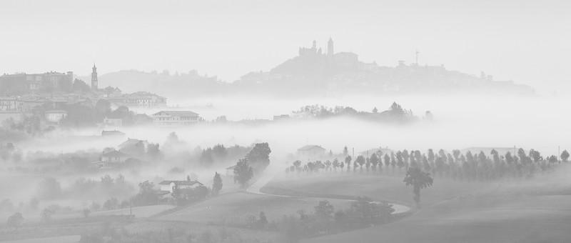 'Monferrato Nebbia' - Piedmont, Italy