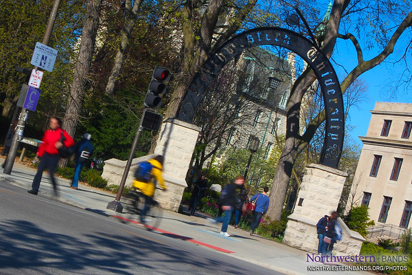 Northwestern Sights
