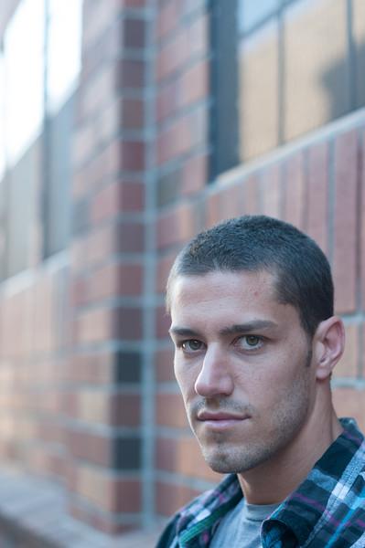 Brandon Mugshot