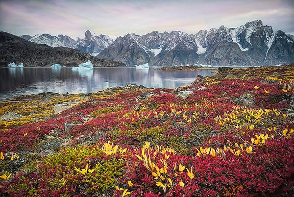 Scorseby Sound Greenland