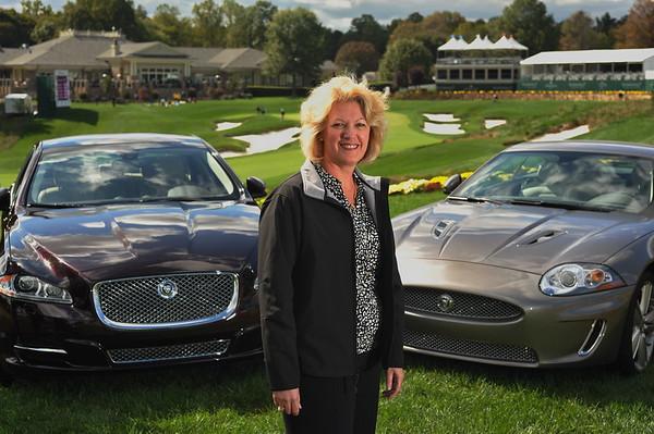 Sharon Corrigan Jaguar