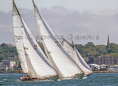 NYYC Around the Island Race 2012