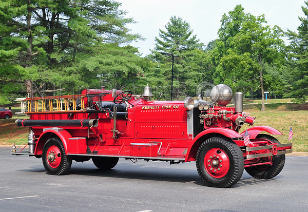 CRADLE OF LIBERTY ANTIQUE FIRE APPARATUS ASSOC. MUSTER JULY 24, 2011
