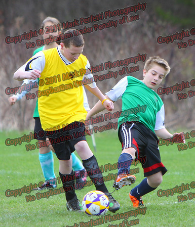 Amsterdam Youth Soccer opening day