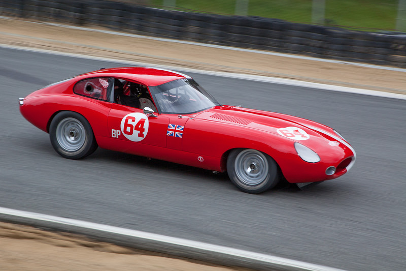 Lee Eberle - 1964 Jaguar XKE