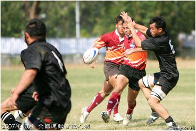 2007全運會15s-桃園縣 vs 基隆市 (Taoyuan County VS Keelong City)