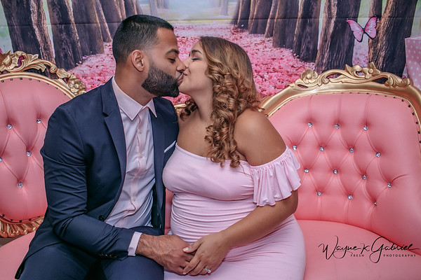 Genesis & Jomar Baby shower/Engagement