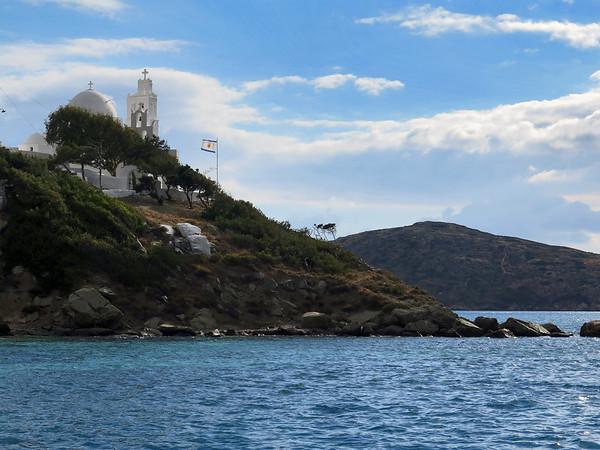 Май 5 - Amorgos - Ios