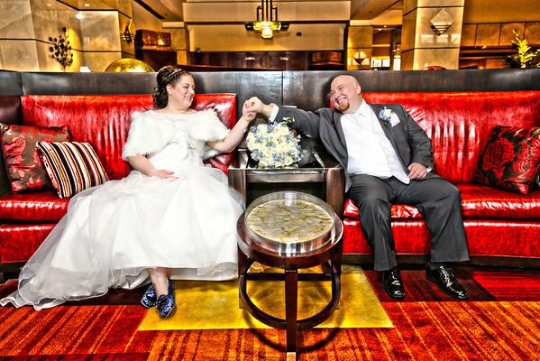 Rachel & Chris Wedding