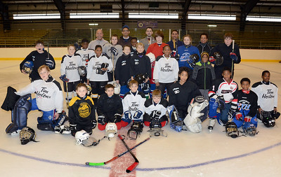 Genesee Valley Youth Hockey Club group photos and action shots. 12/13/2014