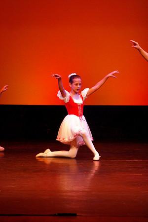 Dance Center Recital 6/1/08 Level 3a Ballet