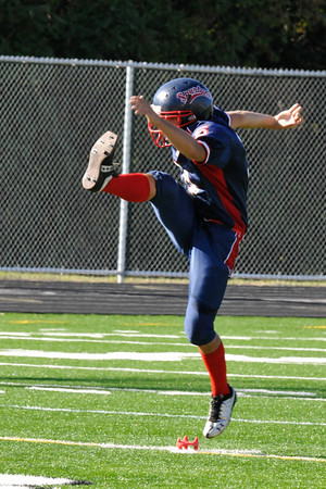 2010 Orono JV Football vs. Watertown-Mayer