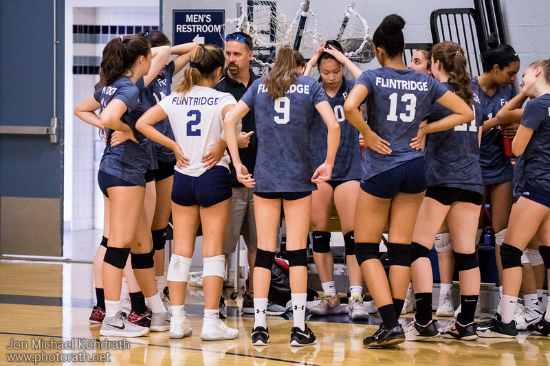 FP Girls Volleyball 10/01/19