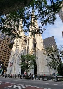 NY, New York City - St. Patrick's Cathedral