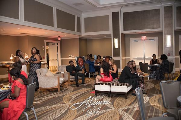 Black Alumni Ball Private Reception