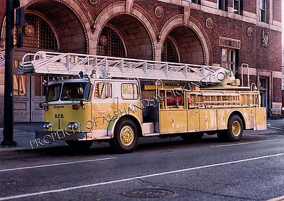 Detroit Fire Apparatus