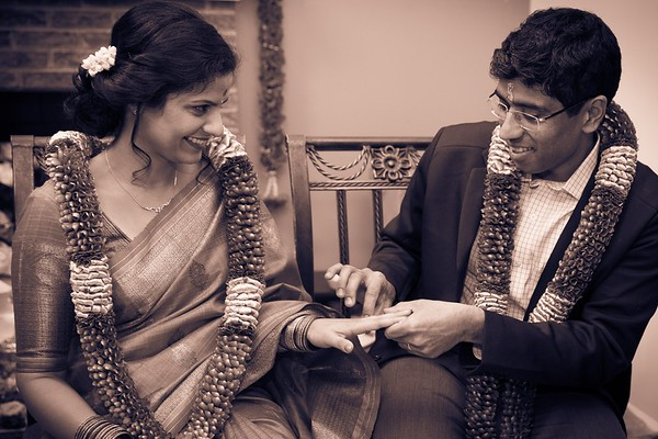 Manvi Jayanth Engagement