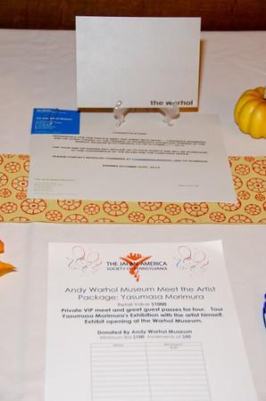 JASP Annual Dinner 2012