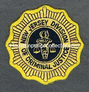 New Jersey Div of Criminal Justice