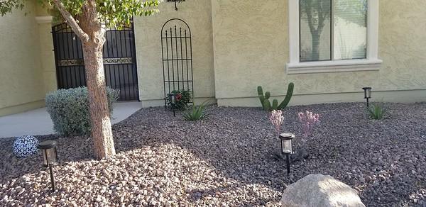 Eric & Vonda's House in AZ.