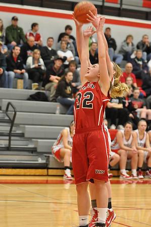 South Albany vs. North Salem Varsity Girls Basketball