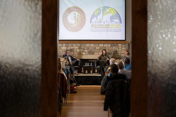 11.15  Dian Fossey Gorilla Fund International Presentation