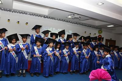 Preprimary - JH Graduation Ceremony