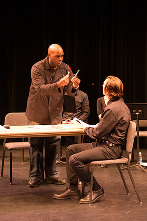 Young Playwrights Project 2014