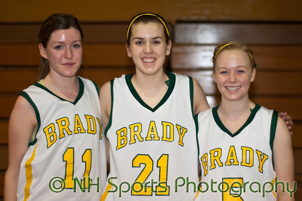Bishop Brady Girls Vs. Kearsarge