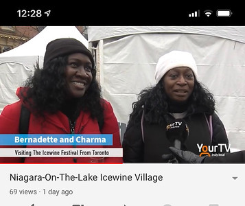 Niagara Icewine Festival Tour • Jan 19&25, 2020