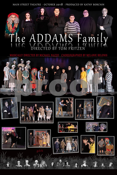 ADDAMS FAMILY - MSTC