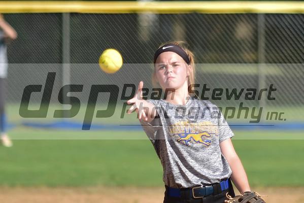 Slow Pitch Softball vs Seminole 9-25-19