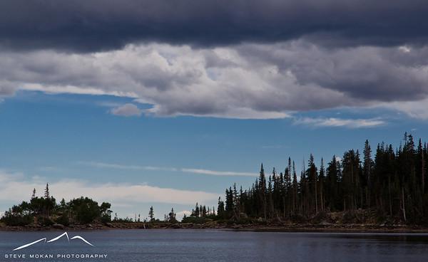 Red Deer Lake Hike (Aug '13)