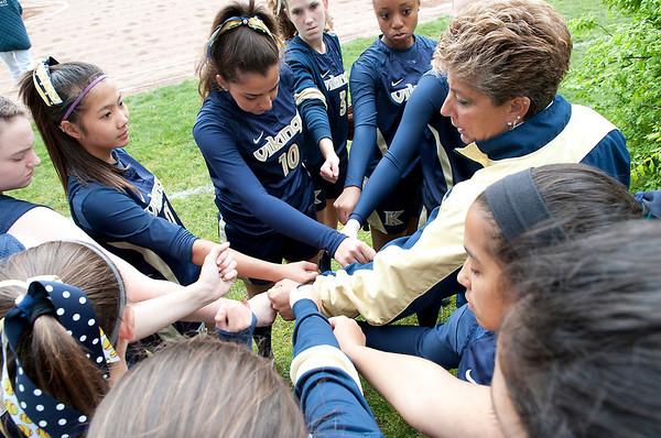 Softball Senior Day 2012
