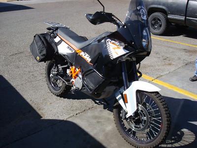 2009 KTM Adventure 990R