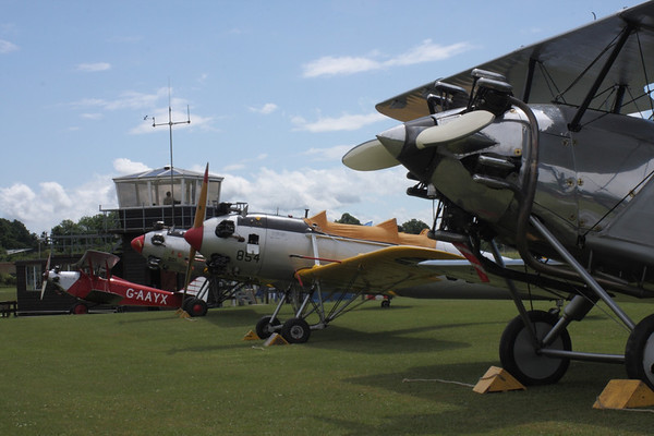 Old Warden : 7th June