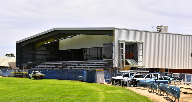 New Loxton Centre takes shape
