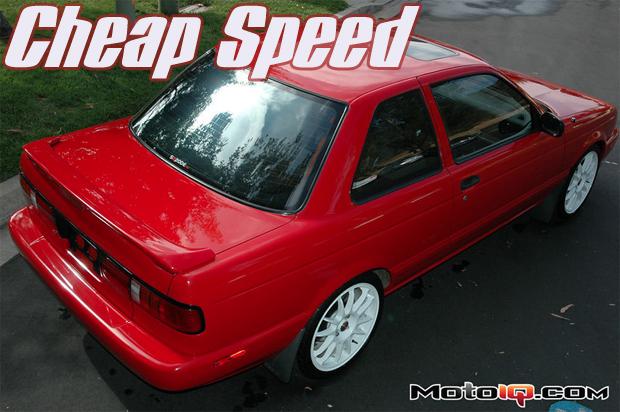 Sentra SE-R Turbo