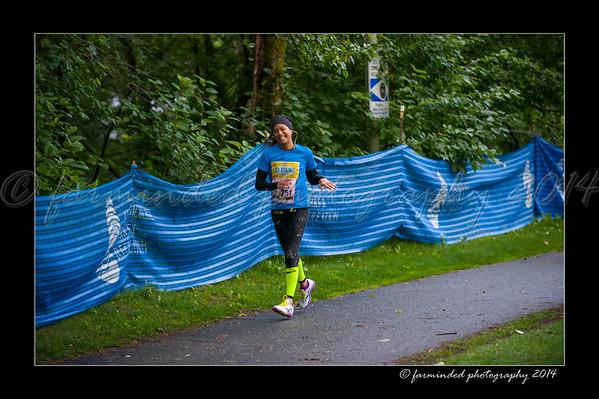 Her Tern 1/2 and 1/4 Marathon - 2014