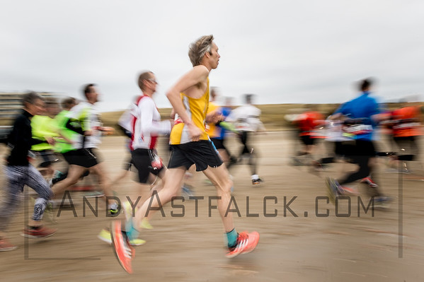 2016 Jan 8 - Egmond Half Marathon
