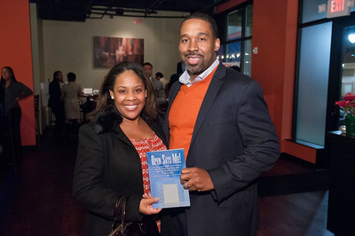Open Says Me Book Launch & Networking Mixer @ Sydney's 1-28-15 by Jon Strayhorn