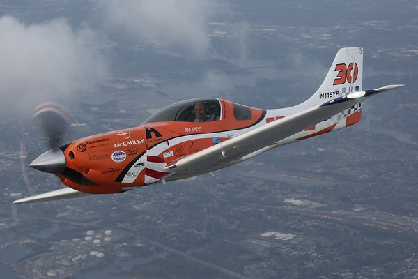 "2004 Lancair ""Legacy"", Norfolk, 14Apr18"
