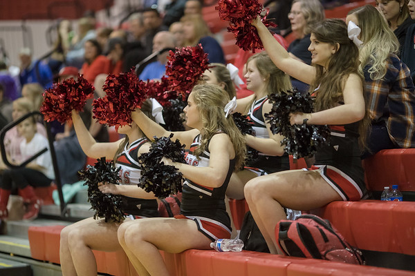 2017 Basketball Cheer