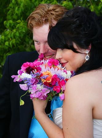 Johnston Wedding Day